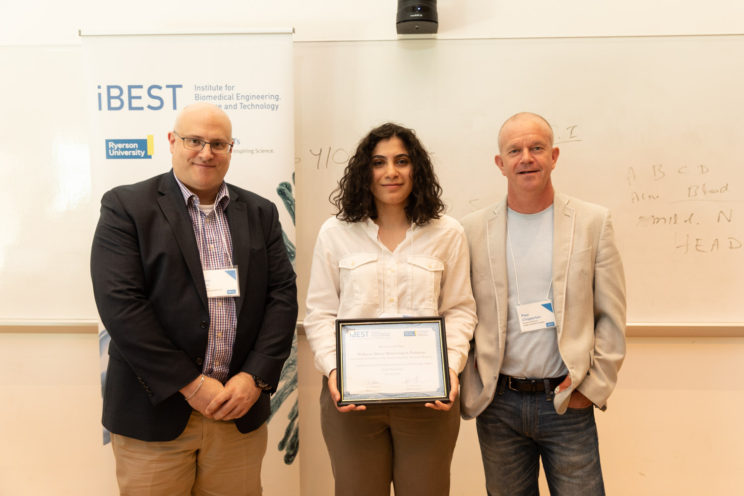 Design Competition 2nd place winners iBEST 2019